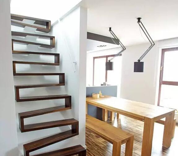 农村楼梯设计图片欣赏
